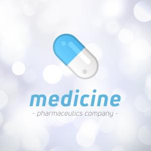 Medicine – Free pharmacy pill healthcare logo free logo preview