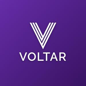Voltar – Free letter V logo vector download free logo preview