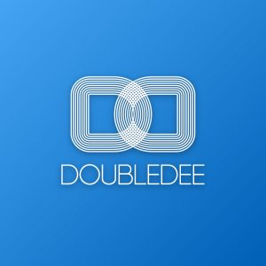 Doubledee – Free letter D logo vector download free logo preview