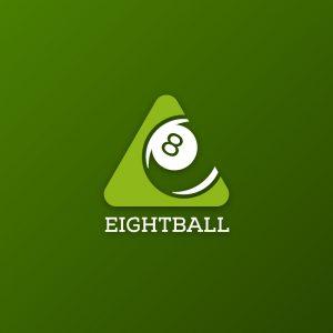 Eightball – Pool snooker billiard logo design free logo preview