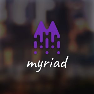 Myriad – Free abstract geometric logo vector free logo preview