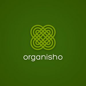 Organisho – Free abstract geometric logo vector free logo preview