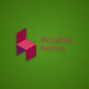 The Chair Factory – Free isometric 3d logo free logo preview