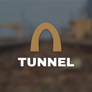 Tunnel – Free abstract logo vector download free logo preview