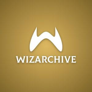 Wizarchive – Abstract letter W logo download free logo preview