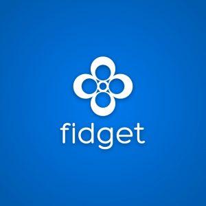 Fidget – Free geometric logo vector download free logo preview