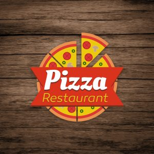 Pizza Restaurant – Free food dining logo vector free logo preview