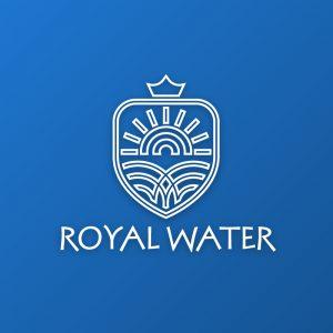 Royal Water – Free sun sea kingdom shield logo free logo preview
