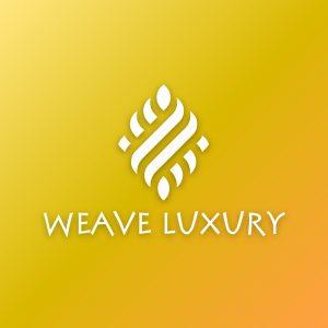 Weave Luxury – Free elegant fabric logo vector free logo preview