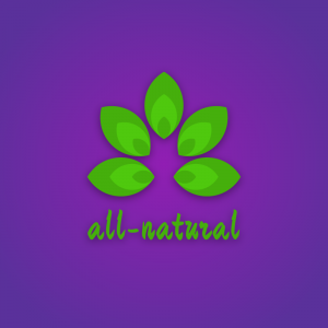 All Natural – Free plant leaf logo download free logo preview