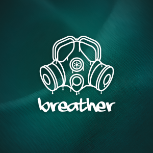 Breather – Free gas mask outline logo vector free logo preview