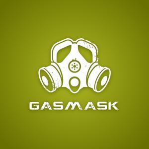 Gasmask – Free hazard safety logo download free logo preview