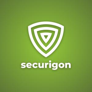 Securigon – Free safety shield logo vector free logo preview