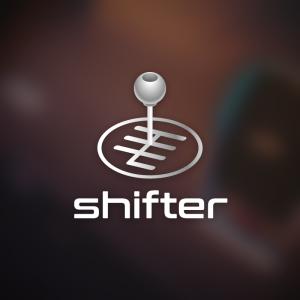Shifter – Free transmission gear stick logo free logo preview