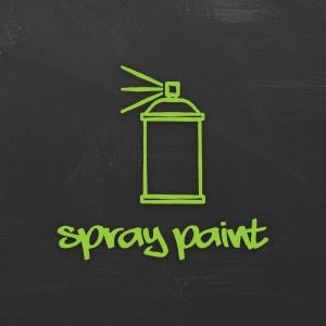 Spray Paint – Art can graffiti logo vector free logo preview