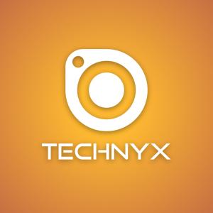Technyx – Free tech app software logo vector free logo preview