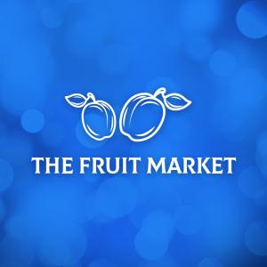 The Fruit Market – Free plum logo download free logo preview