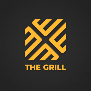 The Grill – Free abstract barbeque logo vector free logo preview