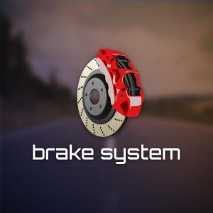 Brake System – Performance automotive logo free logo preview