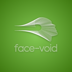 Face-void – Free abstract head logo vector free logo preview