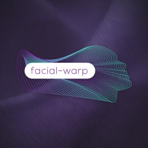 Facial-warp – Abstract head outline logo vector free logo preview