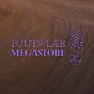 Footwear Megastore – Shoe vector outline logo free logo preview