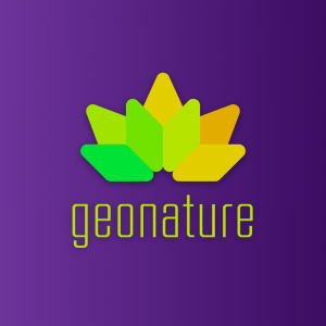 Geonature – Free leaf plant logo download free logo preview