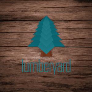 Lumberyard – Free pine tree logo download free logo preview