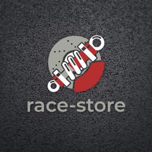 Race Store – Car upgrade suspension brake logo free logo preview
