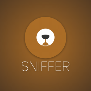 Sniffer – Free minimal dog nose logo vector free logo preview