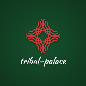 Tribal-palace – Free decorative abstract logo free logo preview