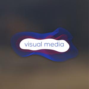 Visual Media – Free abstract logo download free logo preview