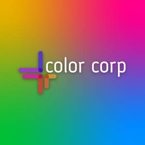 Color corp – Free business logo corporation free logo preview