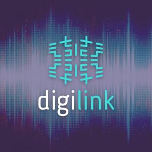 Digilink – Free digital technology logo vector free logo preview