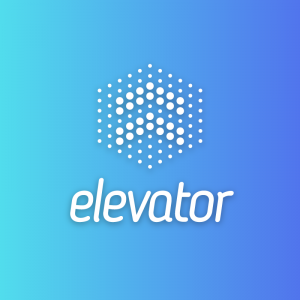 Elevator – Free abstract pattern modern logo free logo preview