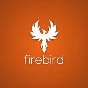 Firebird – Phoenix bird logo design vector free logo preview