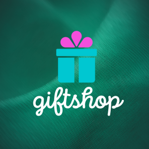 Giftshop – Free present package logo vector free logo preview
