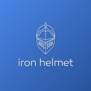 Iron Helmet – Outline soldier medieval logo free logo preview