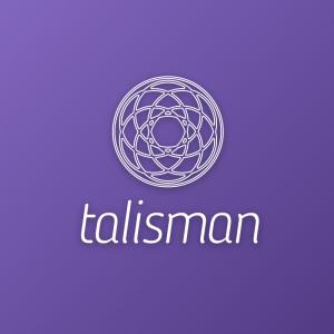 Talisman – Geometric logo religious vector free logo preview