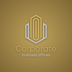 Corporate – Elegant geometric business logo free logo preview