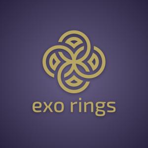 Exo rings – Circle design free logo vector free logo preview