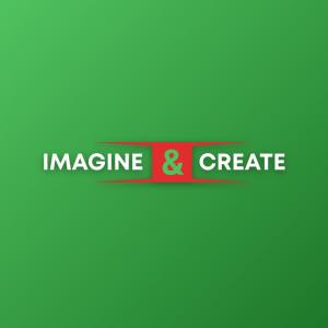 Imagine & Create – Business creative free logo free logo preview
