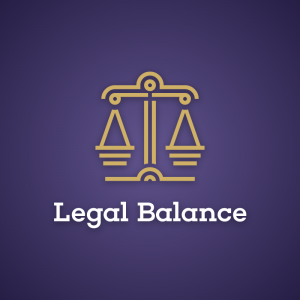 Legal Balance – Free justice lawyer scale logo free logo preview