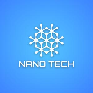 Nano Tech – Technology pattern logo vector free logo preview