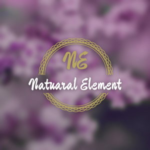 Natural Element – Letter NE free vector logo free logo preview