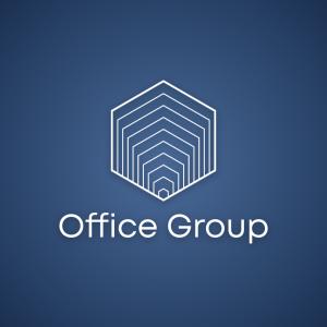 Office Group – Hexagon business logo vector free logo preview