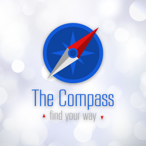 The Compass – Travel holiday free logo vector free logo preview