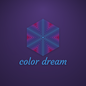 Color Dream – Geometric abstract logo vector free logo preview