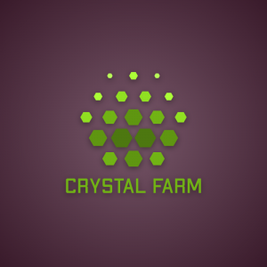Crystal Farm – Hex pattern free logo vector free logo preview