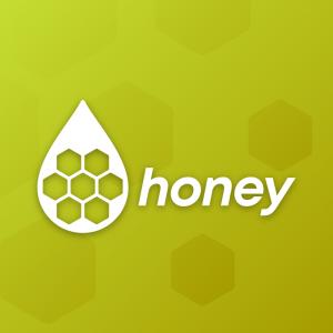Honey – Sweet drop comb free logo download free logo preview
